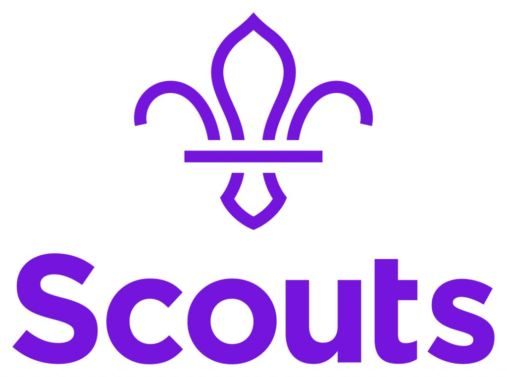 Scouts official logo Beaver Scouts official logo for Stretford Scout Group