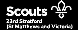 23rd Stretford (St Matthew's) Scout Group